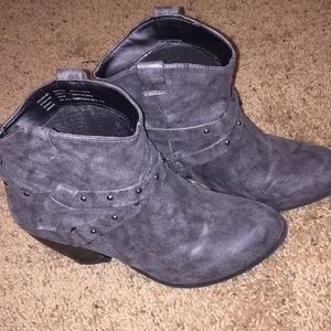 Faded glory booties